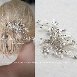 Bridal Hair Accessories - One Hair Pin